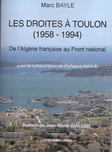 les droites à Toulon